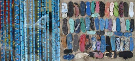 beach sandal curtain2