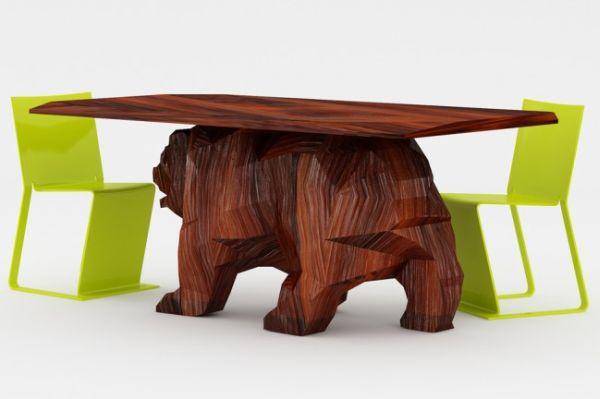 Bear Table-1