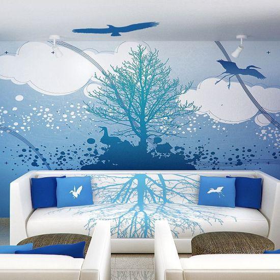 beautiful mural azuljp 1