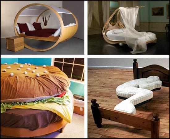 Sleeping Beauties Beware 10 Most Unusual Beds Are Here