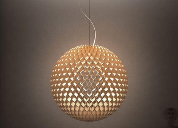 Beehive Lamp