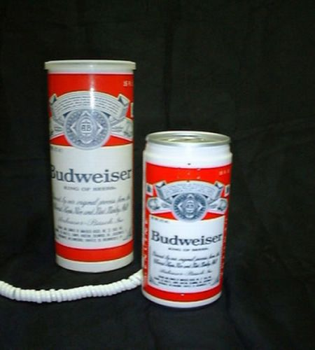 beer can telephone