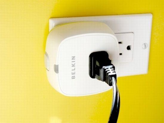 belkin conserve socket 1