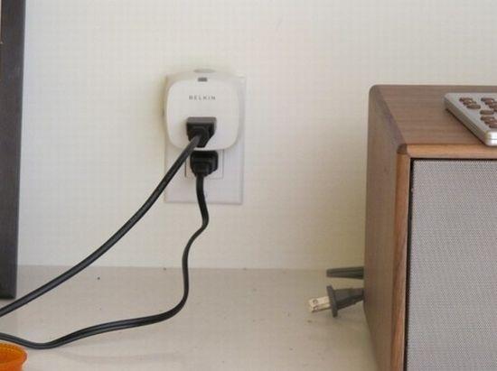 belkin conserve socket 2