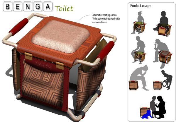 benga foldable toilet 02