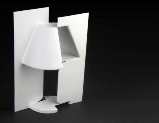 benjamin riot icon concept lamp 2008 1