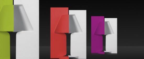benjamin riot icon concept lamp 2008 2