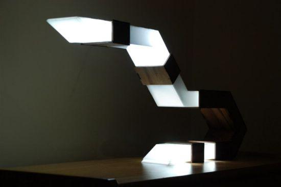 bent light 6