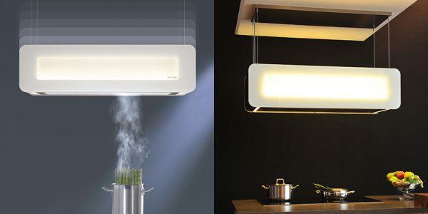 skyline ceiling lift hood kitchen hood without filters. Black Bedroom Furniture Sets. Home Design Ideas