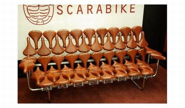 Bicycle Seat Sofa