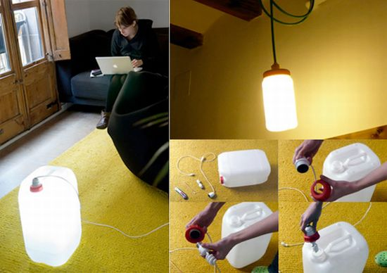 bidon lamp r3