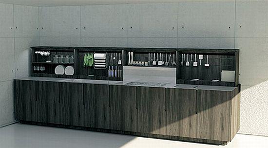 binova anima space kitchen open 13wsc 1333