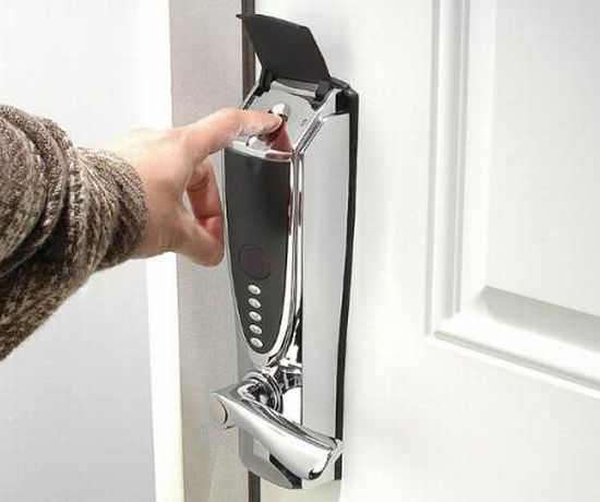 biometric door lock