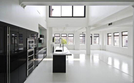 black and white kitchen design2