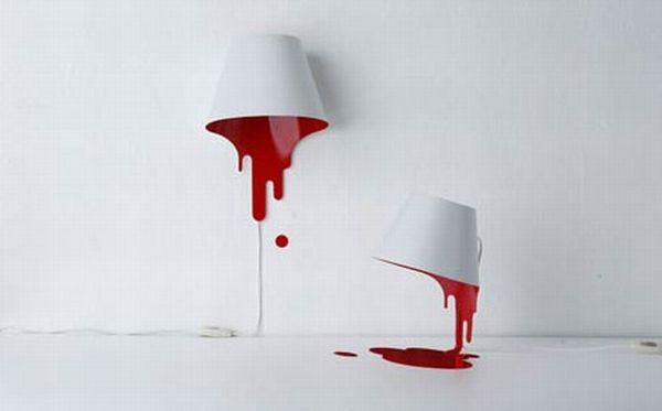 Bleeding Lamp
