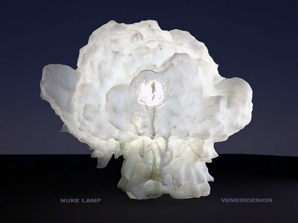 Bloating Nuke Lamp