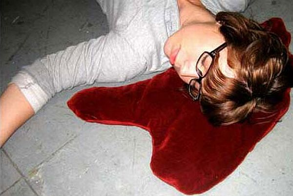 Bloody Pillows