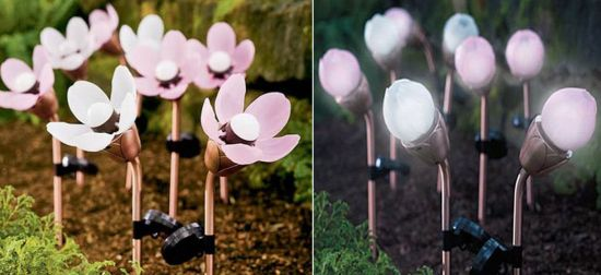 blossoming solar lights2