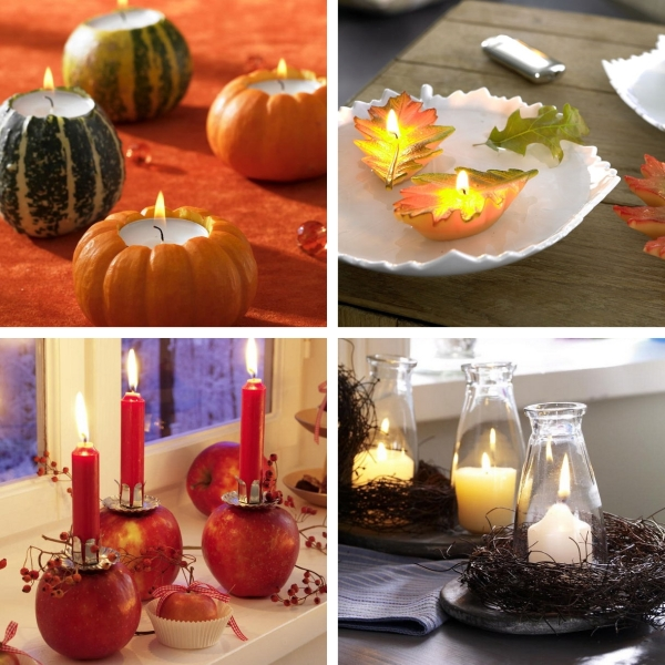 Make Simple Fall Decorations At Home