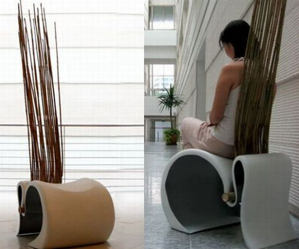 Boo- Bamboo Lounge Chair