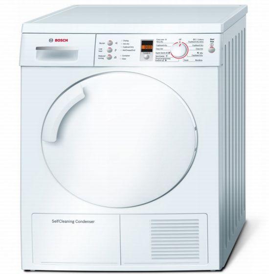 bosch ecologixx 7 condenser dryer
