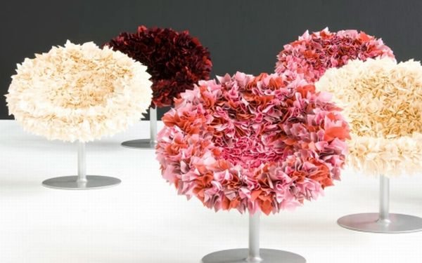 Bouquet chairs