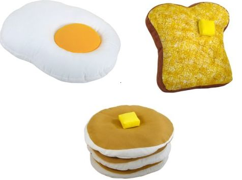 breakfast pillows