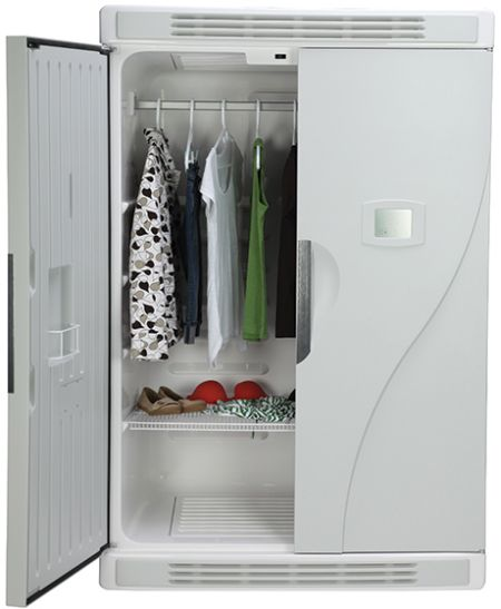 breezedry eco friendly drying cabinet for your clothes
