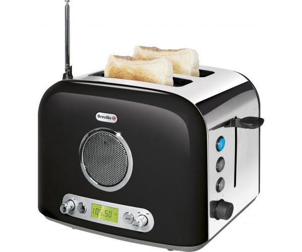 Breville slice toaster