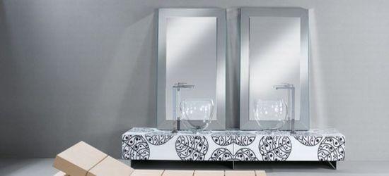 bright glass bathroom furniture9