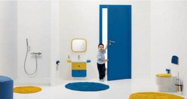 bright kids bathroom furniture