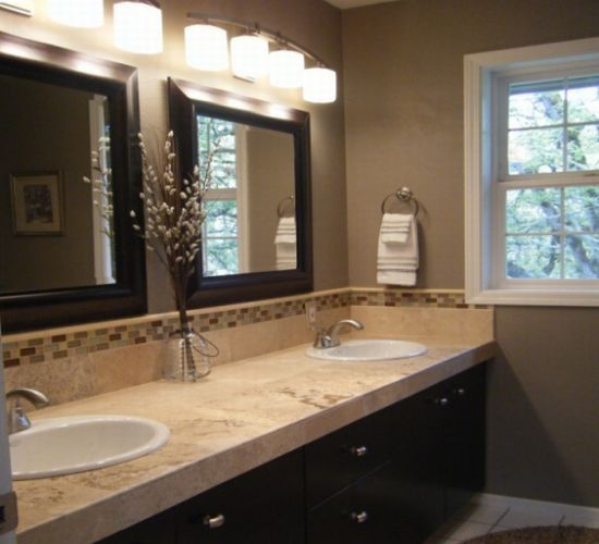 brown bathroom colors color brown shade for your interiors hometone