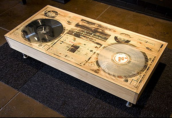 Bughouse Coffee Table