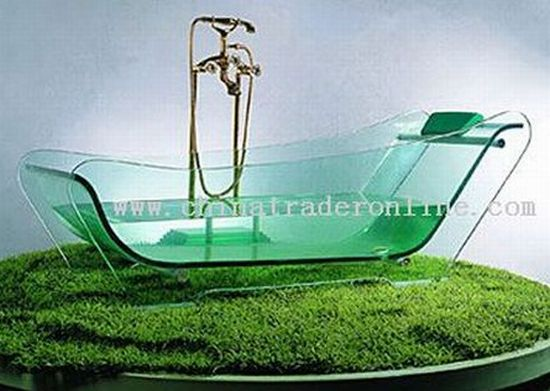 bulletproof bathtub