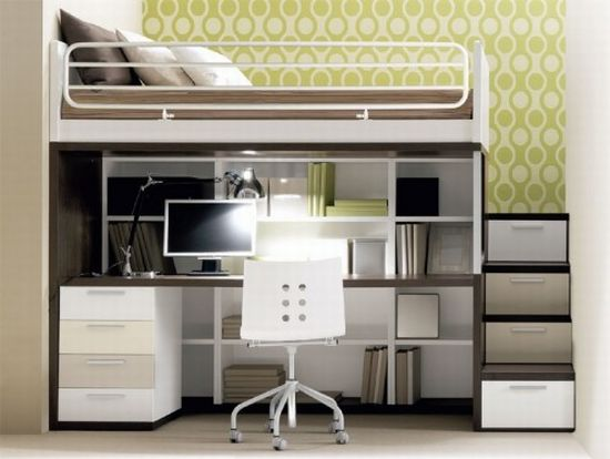 Bunk Bed Compositions Composizione 911 1