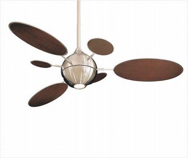 Cap Fan Modern Ceiling
