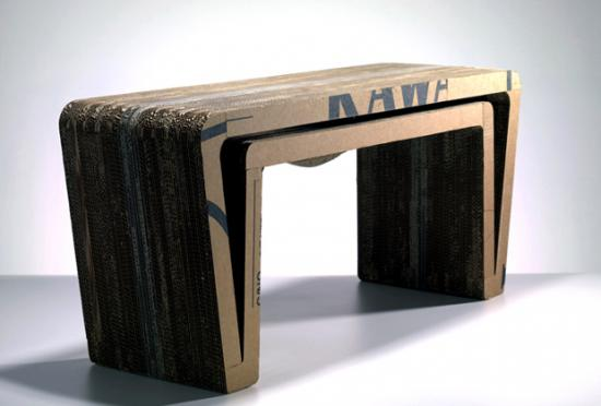 cardboard furniture 2