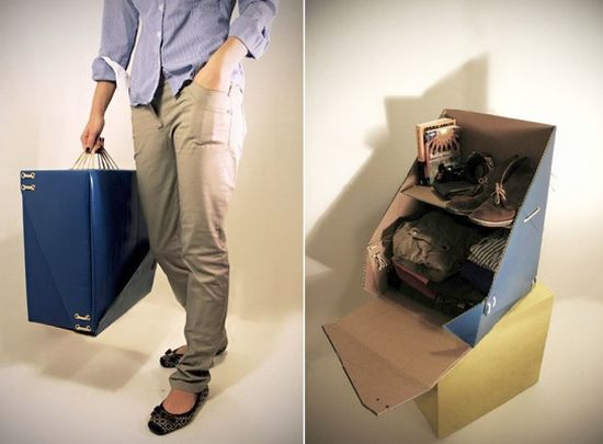 cardboard suitcase1