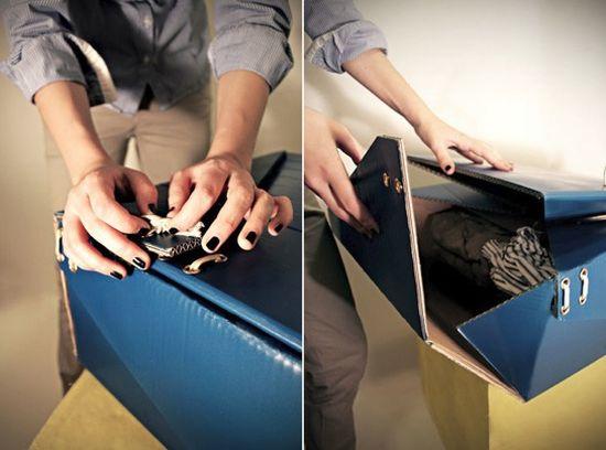 cardboard suitcase2