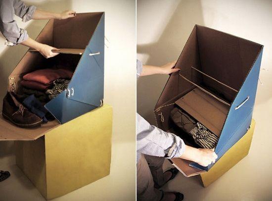 cardboard suitcase3