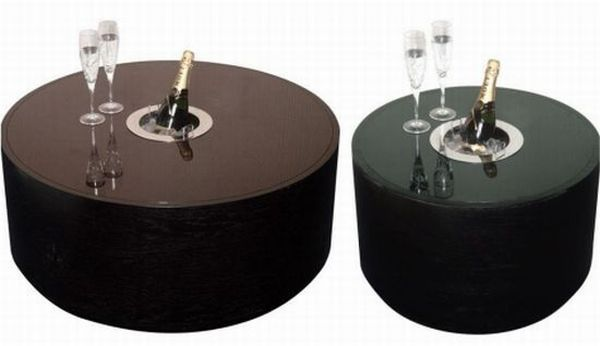 Carlick champagne tables