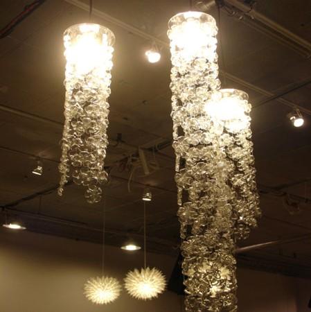 cascade chandelier 2263