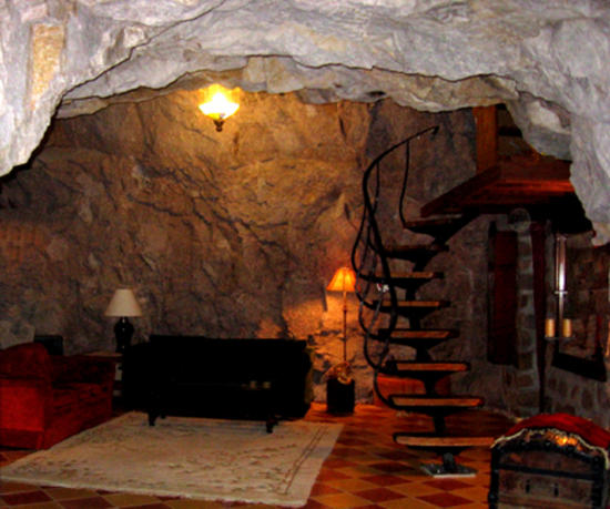 Underground Cave Home. Coolest Cave Houses From Around The World Hometone Home  Homes Subterranean Underground Enchanting Photos Best inspiration home