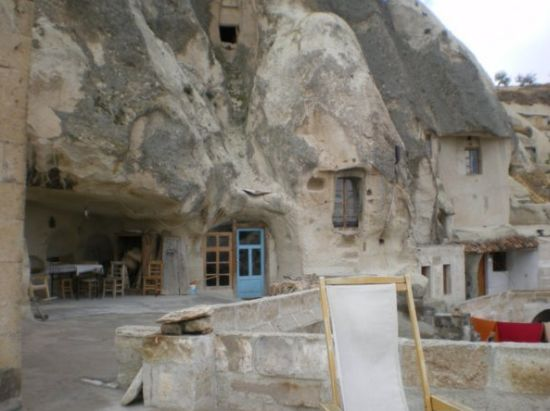 cave house from cappadocia