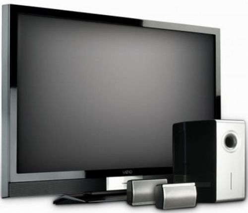 ces 2008 boost the sound quality with vizio sp51 e