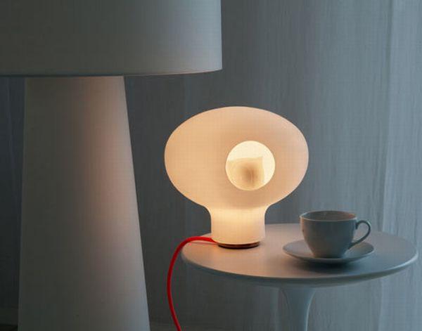 C'est Chouette Lamp