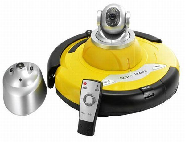 chinavasion g182 robot vacuum cleaner