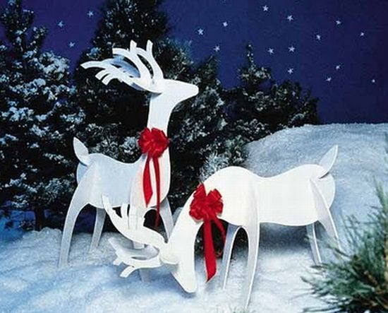 Diy free wooden outdoor christmas decorations patterns Wooden outdoor christmas decorations