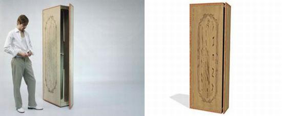 cigar box wardrobe