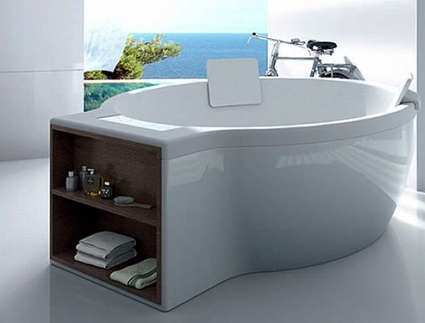 Circular Bathtub